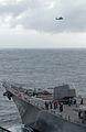 JS Myōkō in the Pacific Ocean, -17 March 2007.jpg