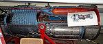 JT9D Advanced Turbofan, Pratt & Whitney Aircraft - Oregon Air and Space Museum - Eugene, Oregon - DSC09713.jpg