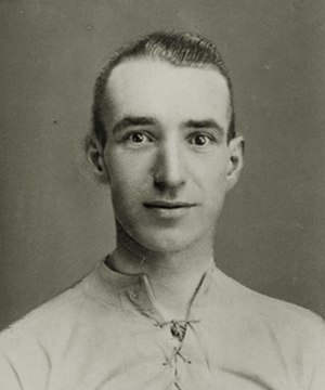 John Steel (footballer, born 1895) - Steele while with Nelson in 1923.