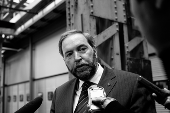 English: Thomas Mulcair, NDP Member of Parliam...