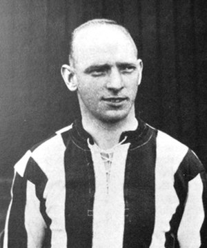 Jack Lane - Lane while with Brentford in 1926.