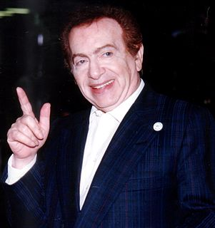 Jackie Mason American comedian