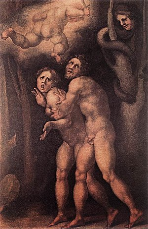 Expulsion of Adam and Eve