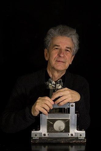 Jacques Drouin - Jacques Drouin at the Cinémathèque québécoise in 2017
