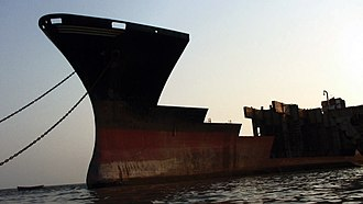 Ship breaking - Image: Jafrabad Chittagong shipbreaking (6)