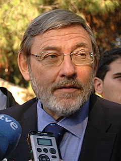 Jaime Lissavetzky Spanish politician