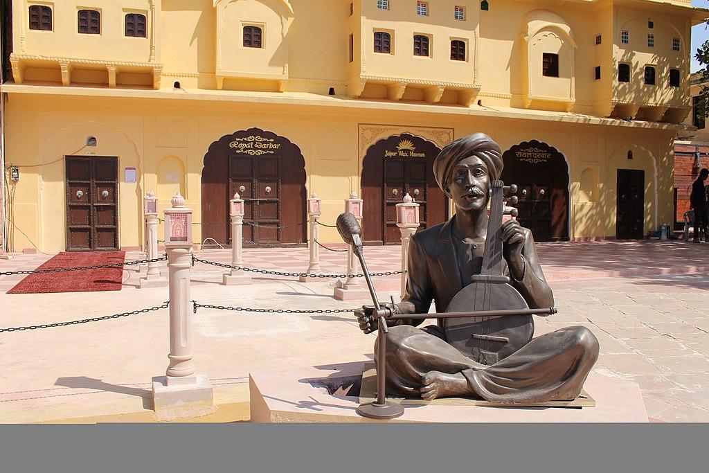 Jaipur wax museum