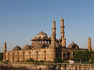 Jama masjid in Champaner