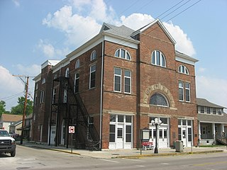 Jamestown, Ohio Village in Ohio, United States