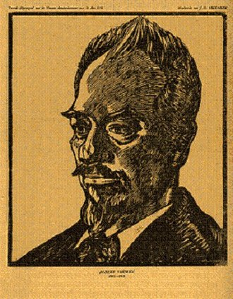 Albert Verwey - Albert Verweyby Jan Veth