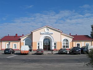 Janaŭ-Palieski train station 01.jpg