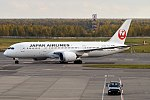 Japan Airlines, JA842J, Boeing 787-8 Dreamliner (23826622008).jpg