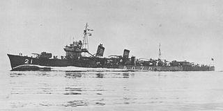<i>Hatsuharu</i>-class destroyer ship class