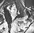 Jarvis Glacier, valley glaciers with large moraines, September 17, 1966 (GLACIERS 5230).jpg