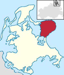 Jasmund peninsula