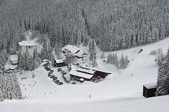 Ski resort - Jasná ski resort in Slovakia