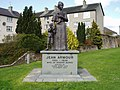 Jean Armour Statue, Dumfries - geograph.org.uk - 151761.jpg