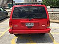 Jeep Cherokee (XJ) Limited red Gateway Arch 4.jpg