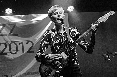 Picture of an author: Jenny Hval