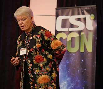 "Jill Tarter - ""Life Beyond Earth"" CSICon 2016"