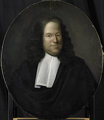 Portrait of Johan Kieviet, Director of the Rotterdam Chamber of the Dutch East India Company, elected 1664