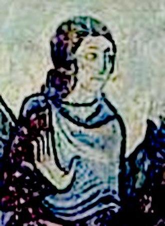 Princess of Taranto - Image: Johana Plantagenet