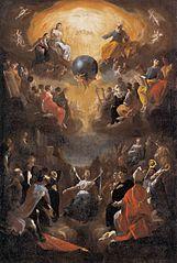 L'Adoration de la sainte Trinité