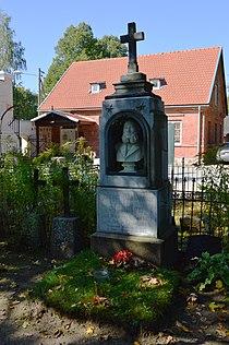 Johann Voldemar Jannseni haud.JPG