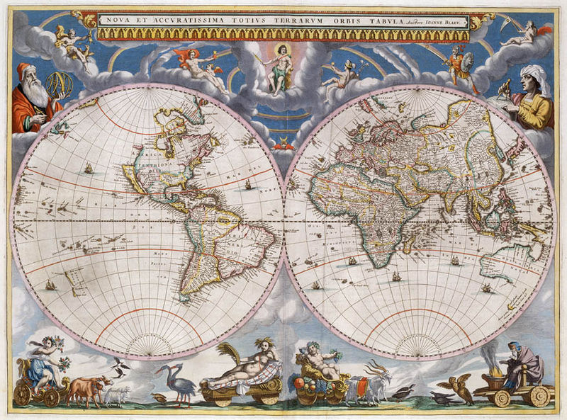 File:Johannes Blaeu - World map 1664.jpg
