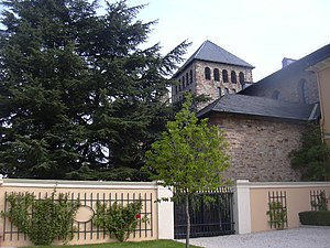 Schloss Johannisberg - Basilika St. Johannes