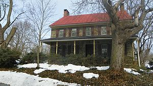 East Hanover Township, Dauphin County, Pennsylvania - John Todd House