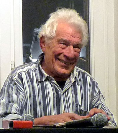 Picture of an author: John Berger