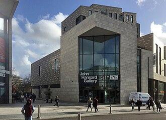 John Hansard Gallery - New John Hansard Gallery