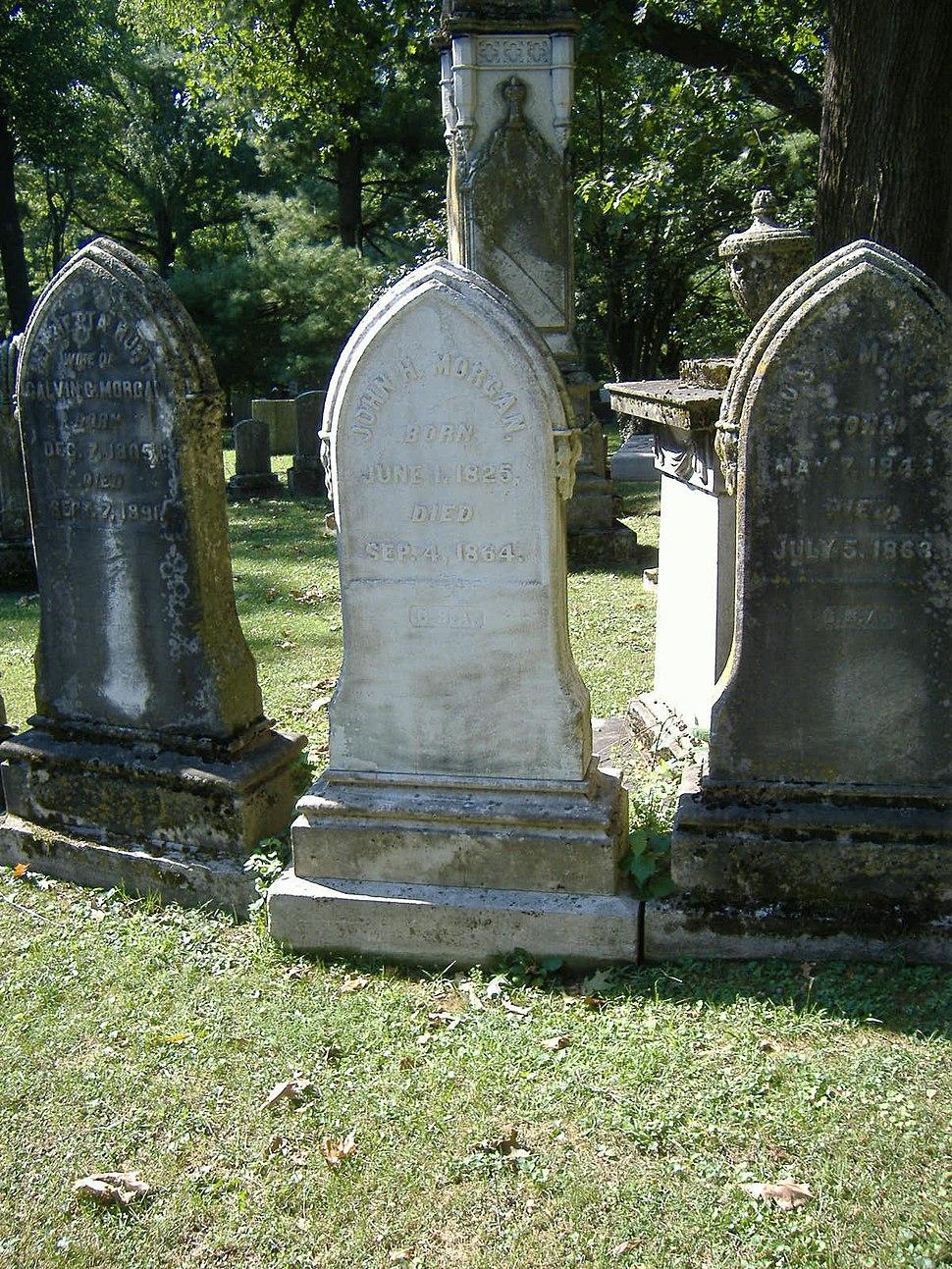 John Hunt Morgan Grave