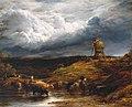 John Linnell (1792-1882) - Landscape ('The Windmill') - N00439 - National Gallery.jpg