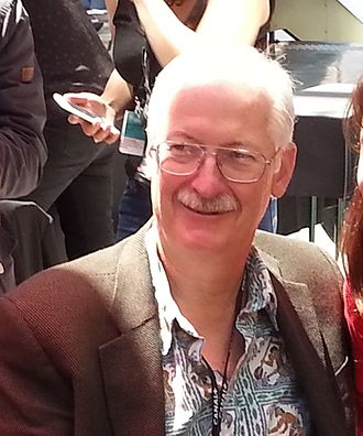 John Musker - Musker at the 2016 Annecy International Animated Film Festival