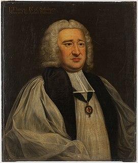 John Thomas (bishop of Salisbury) English bishop of Lincoln and bishop of Salisbury