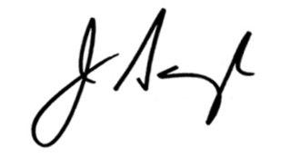 Jon Scieszka - Image: Jon Scieszka Signature