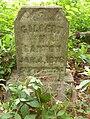 Jones-Barton Cemetery Memphis TN Gilbert H Barton.jpg