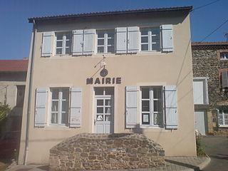 Josat Commune in Auvergne-Rhône-Alpes, France