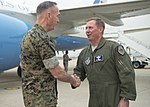 Joseph Dunford and Thomas Bergeson 171026-D-PB383-002 (37234868464).jpg