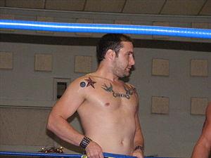 Josh Abercrombie - Josh Raymond in 2010