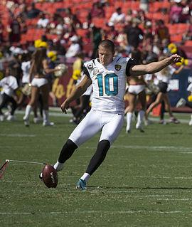 Josh Scobee American football placekicker