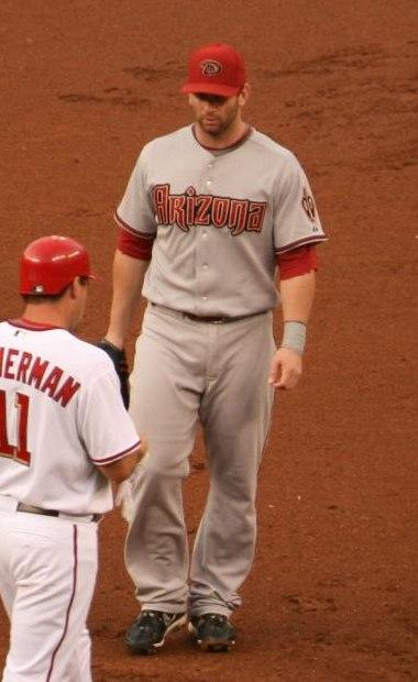 Josh Whitesell on August 7, 2009