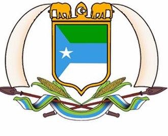 Jubaland - Image: Jubaland Coatsof Arms