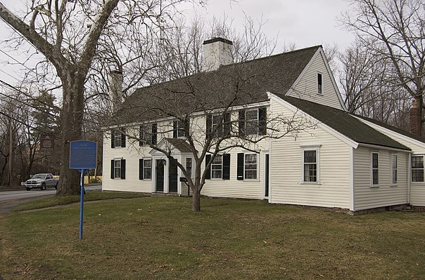 Judge Samuel Holten House
