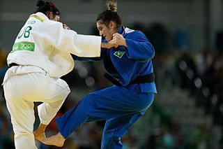 Yalennis Castillo Cuban judoka