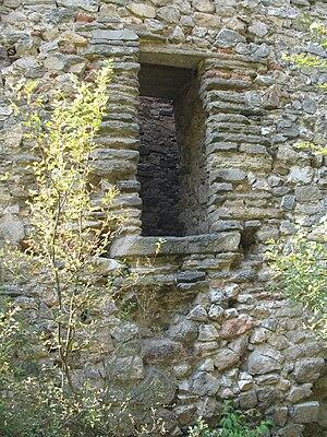 Vratko Nemanjić - Tower of Jug Bogdan, Prokuplje.