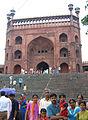 Juma Masjid - Delhi, views inside and around (3).JPG