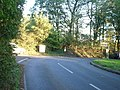 Junction of Abinger Road (left) with Etherley Hill (Ockley Road) - geograph.org.uk - 71025.jpg